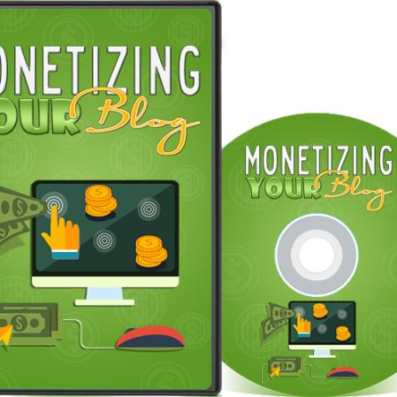 Monetizing Your Blog Video Series