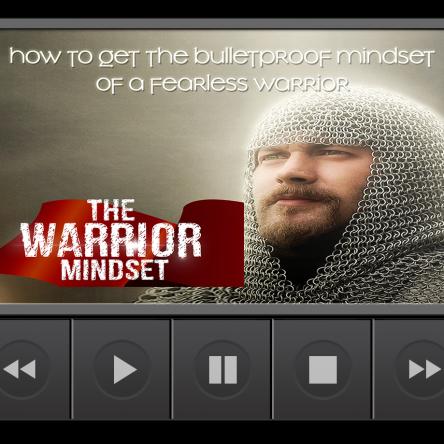 Warrior Mindset Training Video Upgrade